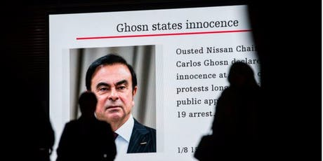 Implications for Corporate Governance in Japan in the Aftermath of the Ghosn Case tickets