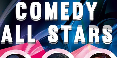 Comedy Show ( Comedy All Stars ) Comedy Montreal  tickets