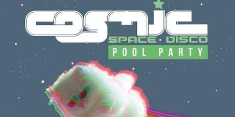 COSMIC - Poolparty mit Klopfgeister & Sonic Species tickets