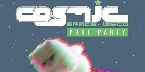 COSMIC - Poolparty mit Klopfgeister & Sonic Species
