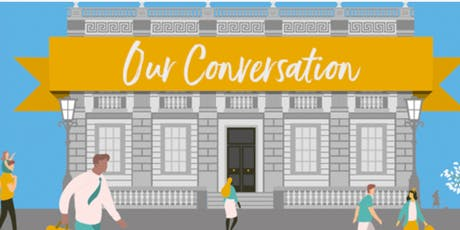 Our Conversation - In person tickets