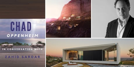 NEW VISIONS IN ARCHITECTURE: In Conversation with Chad Oppenheim and Zahid Sardar tickets