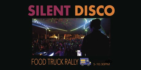 Manitou Silent Disco & Food Truck Rally tickets