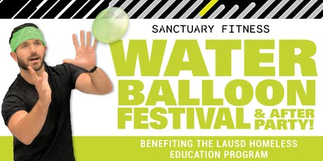 SF Water Balloon Festival & After Party! tickets