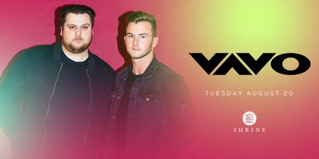 I Love Tuesdays feat. VAVO 8.20.19 tickets