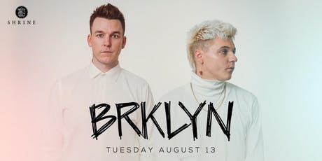 I Love Tuesdays feat. BRKLYN 8.13.19 tickets