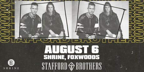I Love Tuesdays feat. Stafford Brothers 8.6.19 tickets
