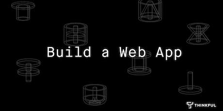 Thinkful Webinar | Build a Web App with JavaScript & jQuery tickets