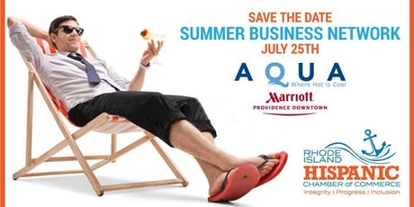 SUMMER LATINO BUSINESS NETWORK tickets