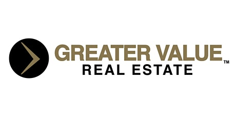 Wealth building Wednesdays - Greater Value™ Real Estate tickets