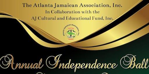 The Atlanta Jamaican Association Inc., Independence Ball & Scholarship Awards