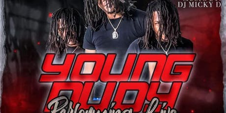 YOUNG NUDY LIVE @ DIAMOND DISTRICT tickets