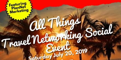 All Things Travel Social Network tickets