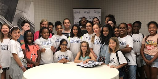 Camp Congress for Girls DC Fall 2019