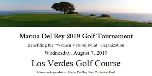 Golf Tournament  for Women Vets on Point