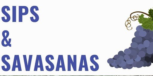 SIPS AND SAVASANAS