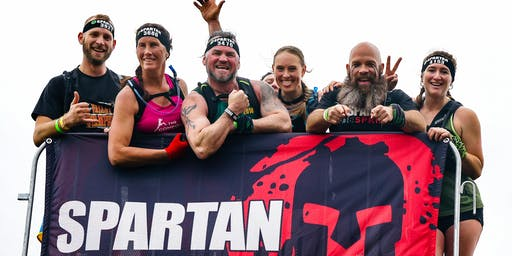 Spartan 8 Week Race Ready Course