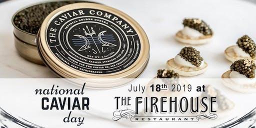 National Caviar Day: High Brow Happy Hour