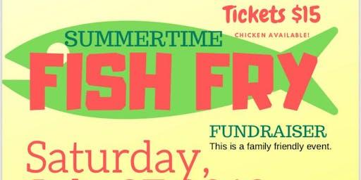 Summertime Fish Fry Fundraiser