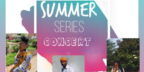 Summer Series Concert  tickets