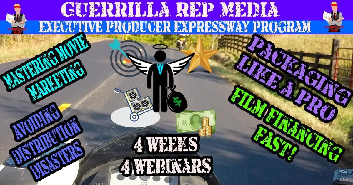 Executive Producer Expressway Webinar Series
