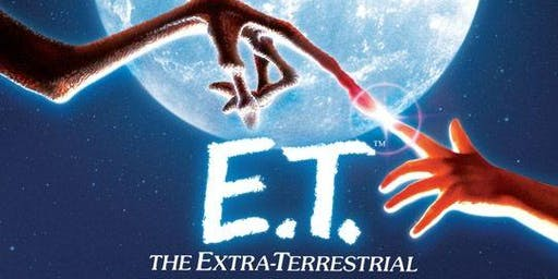 Movie Series Screens E.T. The Extra-Terrestrial