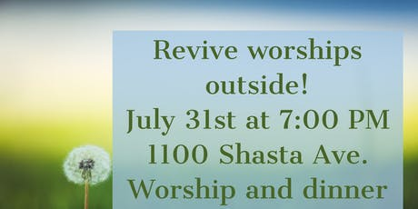 Revive Worships Outside! tickets