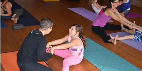 Family Yoga + Magic Class tickets