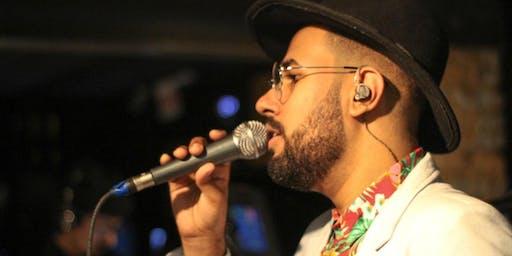 Zé Otávio e Banda - Música Negra Brasileira de Tim Maia a Djavan