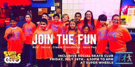 Inclusive Social Skate Club tickets