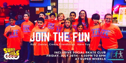 Inclusive Social Skate Club