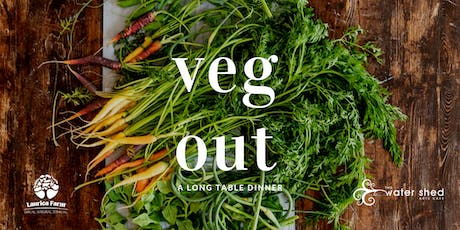 VEG OUT! A plant-based long table dinner in the orchards of Laurica Farm tickets