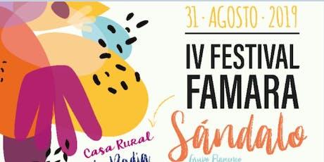 IV Festival Famara entradas