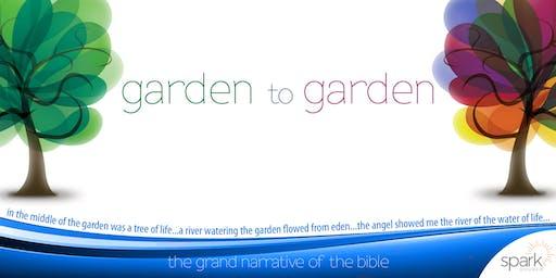 Garden To Garden | Taste & See (8-week)
