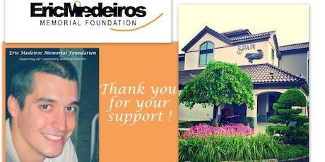 3rd Annual Eric Medeiros Memorial Foundation Gala  tickets