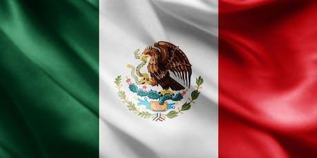 Evento de Capacitación 2019 de la Región IABTI México (Delegados) entradas