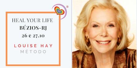 Louise Hay- Heal Your Life WS oficial em Búzios ingressos