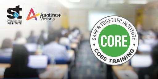 Safe & Together™ Model CORE Training — Bendigo, VIC, Australia
