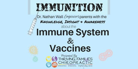 IMMUNITION - The Immune System & Vaccines tickets