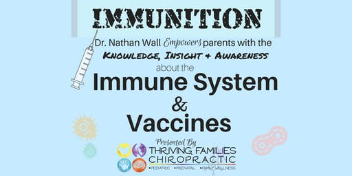 IMMUNITION - The Immune System & Vaccines