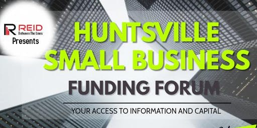 Huntsville Small Business Funding Forum