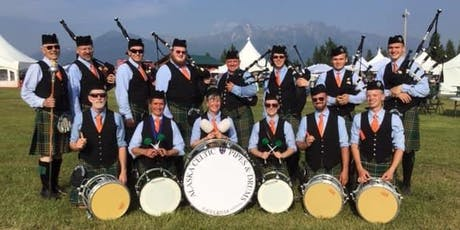 Alaska Celtic Pipes & Drums Pipe Band Summer School tickets
