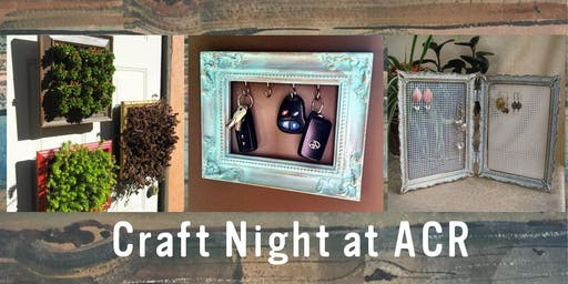 July Craft Night at Austin Creative Reuse