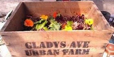 Gladys Avenue 3rd Saturdays