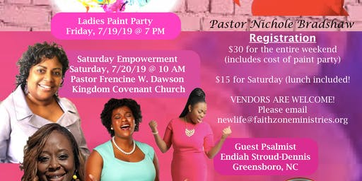 FaithZone Women's Empowerment Weekend