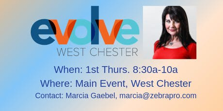 Evolve West Chester tickets