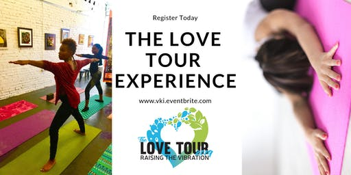 The Love Tour Experience Columbus