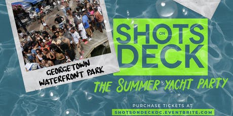 Shots On Deck tickets