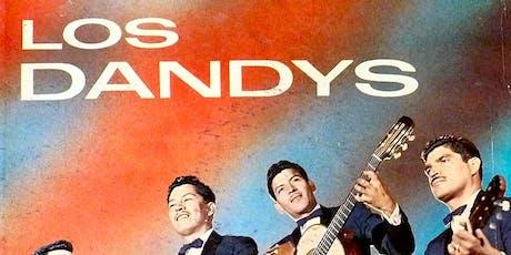 Tríos Boleros: Los Dandy's en Las Vegas tickets