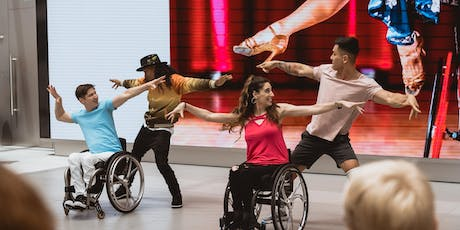 Infinite Flow Dance Performance at Apple Carnegie Library DC tickets